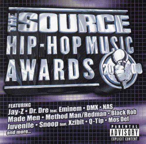 the source hip - hop music awards 2000