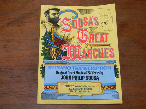 the sousa's great marches .   partituras