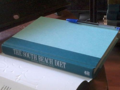 the south beach diet - a. agatston, m. d. - impecable estado