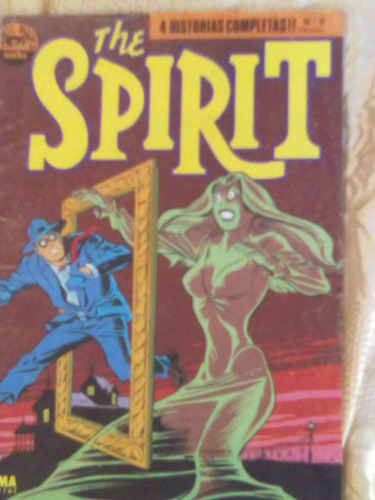 the spirit (nro. 6) - will eisner