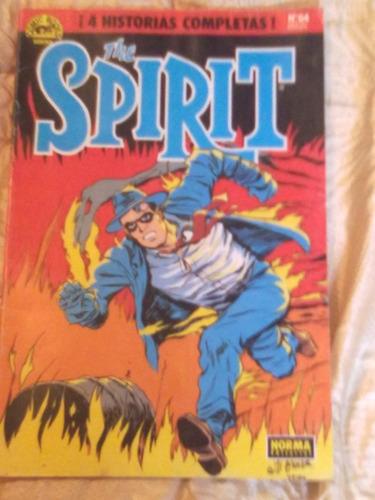 the spirit (nro 64) - will eisner