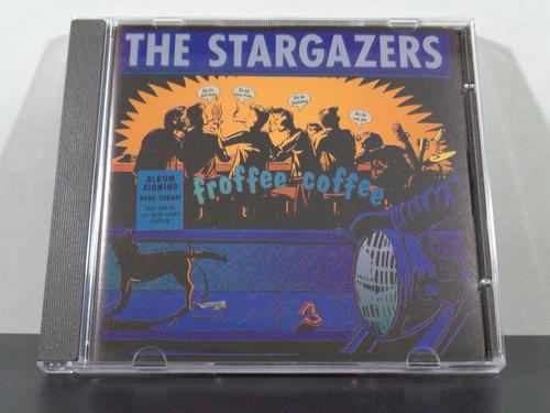 the stargazers - froffee coffee cd imp rarissimo rockabilly