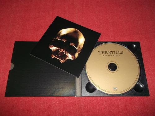 the stills - oceans will rise cd digipack imp ed 2008 mdisk