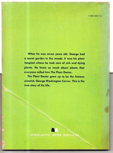 The Story Of George W Carver By Eva Moore 30000 En Mercado Libre