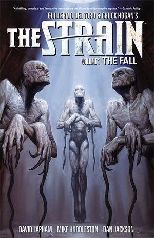 the strain - volume 3 - ed. dark horse