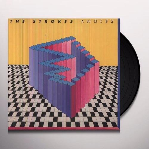the strokes - angles [new vinyl] lp vinilo disponible!