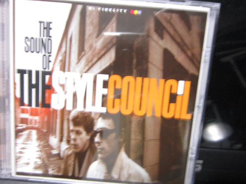 the style council, cd the sound of..., 2003