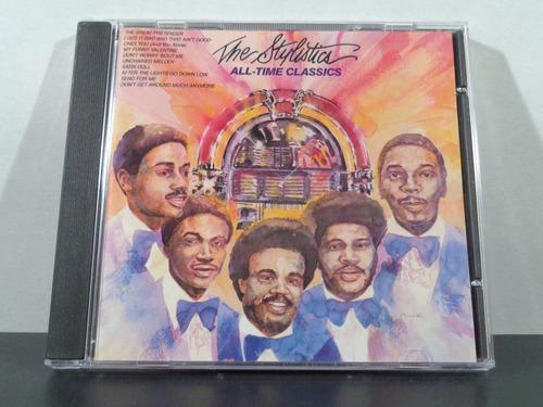 the stylistics - all time classics - cd imp soul funk av8