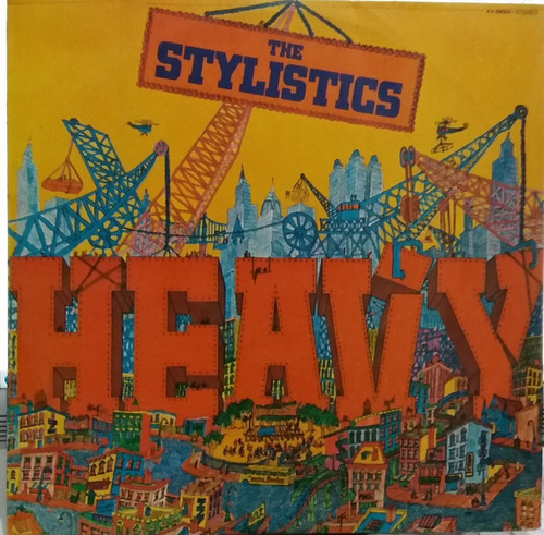Stylistics, The - Heavy Fallin' Out