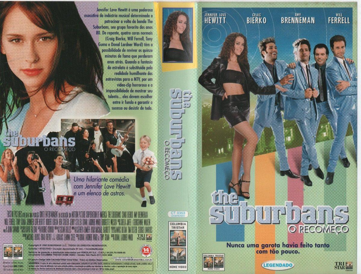 The Suburbans O Recomeço - Jennifer Hewitt - R$ 35,00 em Mercado Livre