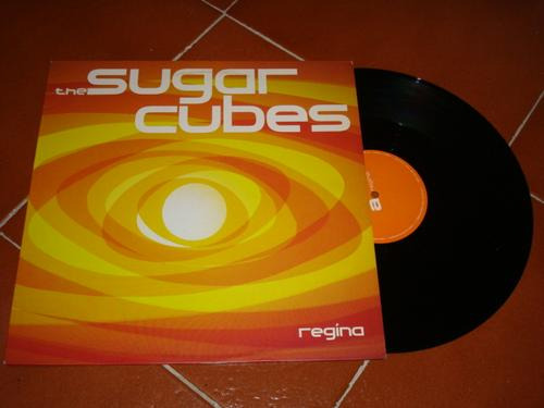 the sugarcubes (bjork) regina  vinil 12  uk