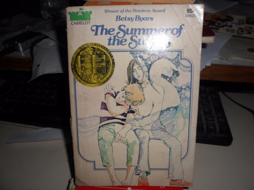 the summer of the swans - betsy byars