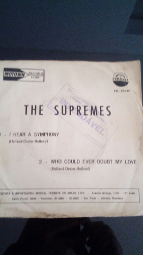 the supremes ( northern soul )