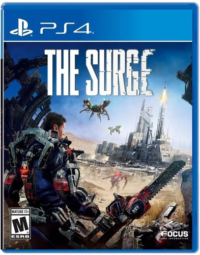 the surge ps4 original fisico sellado envio gratis jazz pc