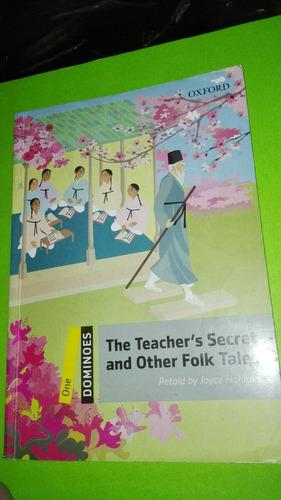 the teachers secret and other folk tales