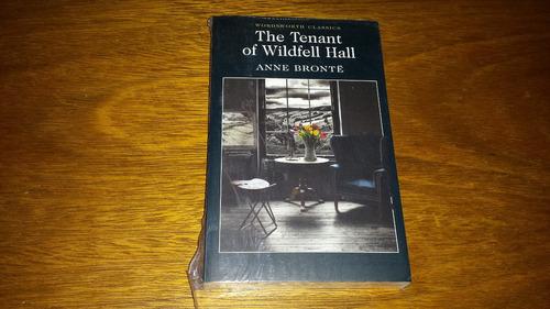 the tenant of wildfell hall - anne bronte - livro em inglês