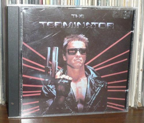 the terminator cd soundtrack