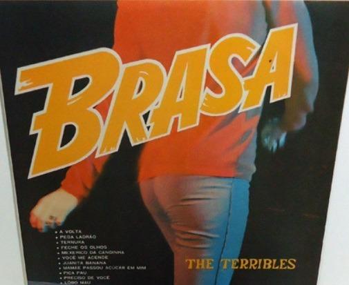 304e5ec27e678 The Terribles 1966 Brasa Lp Ternura   Mexerico Da Candinha - R  35 ...