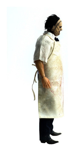 the texas chainsaw massacre leatherface 1/6 figura threezero