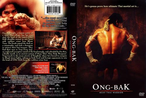 the thai warrior - tony jaa   dvd original