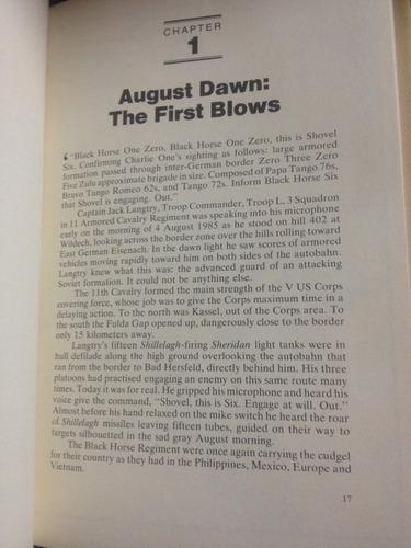 the third world war - august 1985 - john hackett - 1979