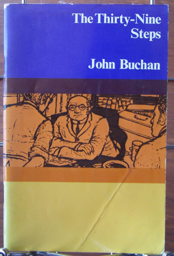 the thirty nine steps, buchan, longman- envio gratis- cuotas