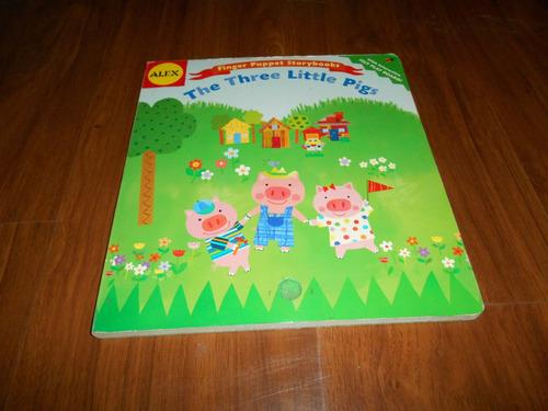 the three little pigs - alex