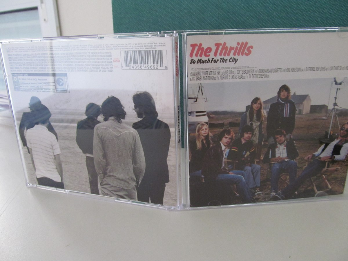 The Thrills - So Much For The City Exc  Estado
