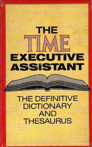the time executive assistant - 2 tomos
