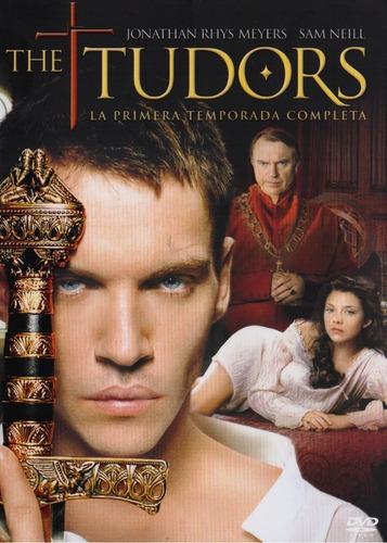 the tudors primera temporada 1 uno serie dvd
