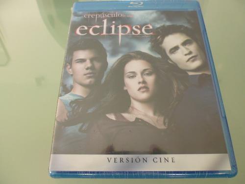 the twilight / crepusculo / eclipse / blu-ray / nueva /