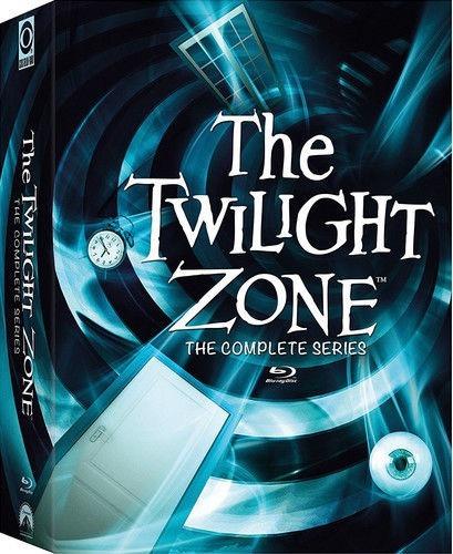 the twilight zone todas las temporadas en blu-ray unico