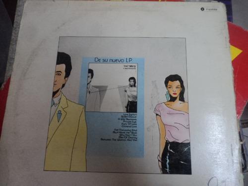the twins disco mix de 33 rpm  de 12  importado