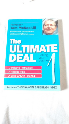 the ultimate deal - tom mckaskill - bpa books en ingles 2006