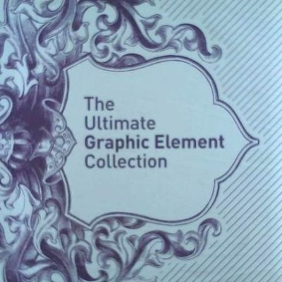 the ultimate graphic element collection(libro )