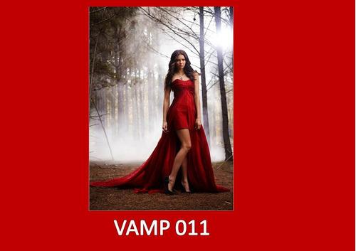 the vampire diaries- caderno personalizado 20 matérias