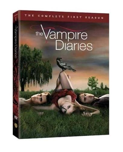 the vampire diaries, primera temporada 1a, serie de tv dvd