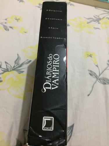 the vampire diaries - quadrilogia original
