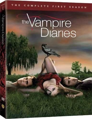 the vampire diaries temporada 1 en dvd original nueva