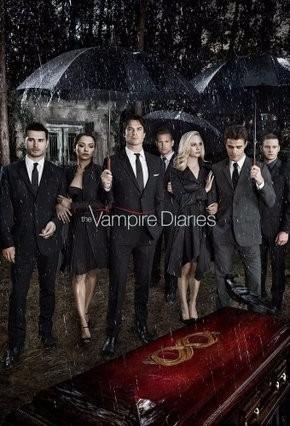 the vampires diaries   8° temporada - completa dublado