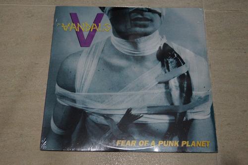 the vandals fear of a punk planet vinilo rock activity