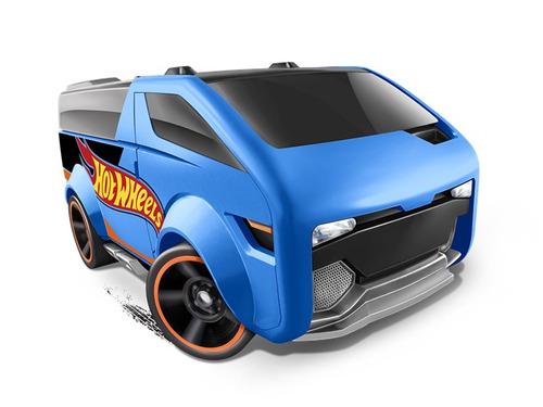 the vanster azul de hot wheels 128 de 250