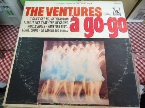 the ventures lp de 12, de 33 rpm a go go