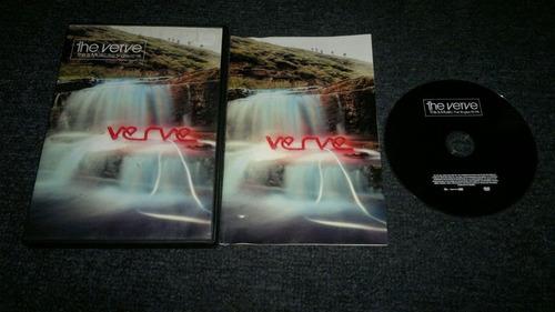 the verve singles 92-98 en dvd,excelente,tal y como lo ves