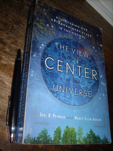 the view from the center of the universe j primack n abrams