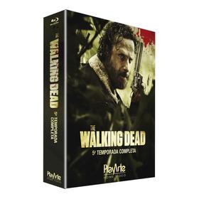 The Walking Dead - 5ª Temporada [box 4 Discos Blu-ray] Lacra