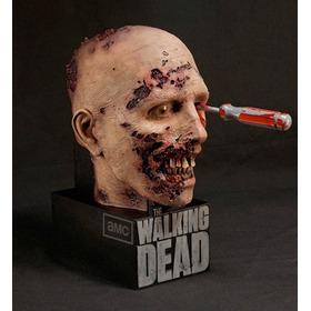 The Walking Dead - Zombie Head - Imperdivel