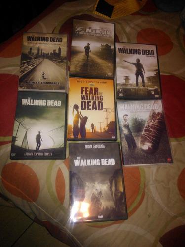 the walking dead 1-2-3-4-5-6-7 8 9 series