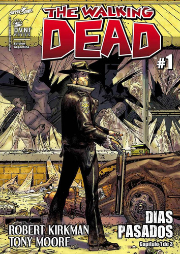 the walking dead #1 - ovni press