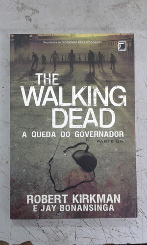 the walking dead - a queda do governador